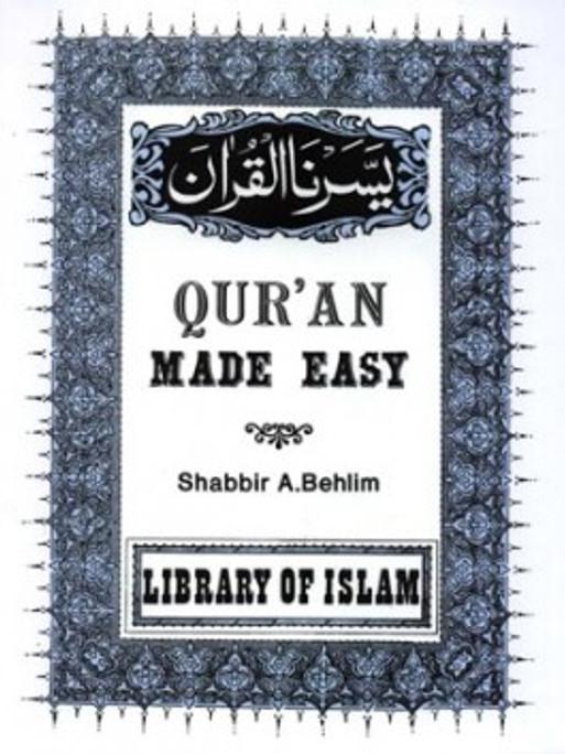 Quran Made Easy - Yassarnul Quran