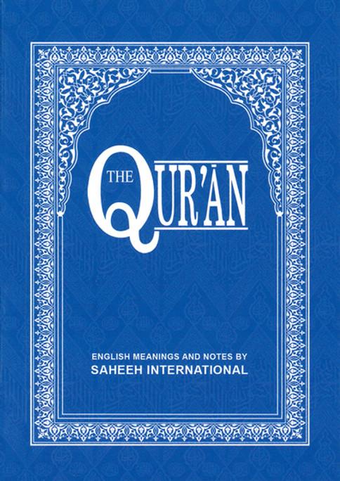 The Quran by Saheeh International (Pocket Size)