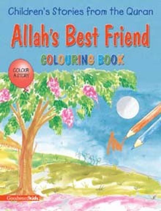 Allahs Best Friend Coloring Book