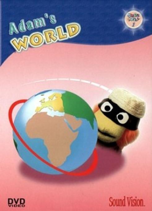 Adams World 1 [DVD]
