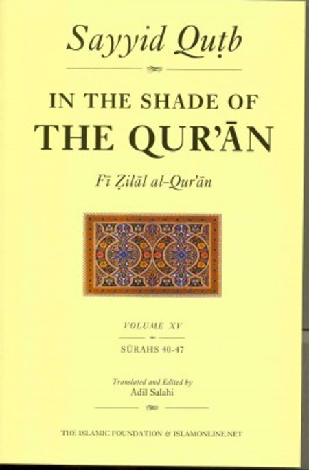In the Shade of the Quran Vol 15
