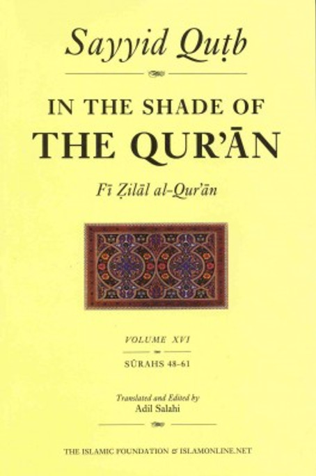 In the Shade of the Quran Vol 16