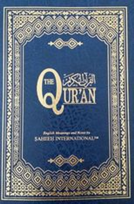 The Quran with Arabic Text by Saheeh International