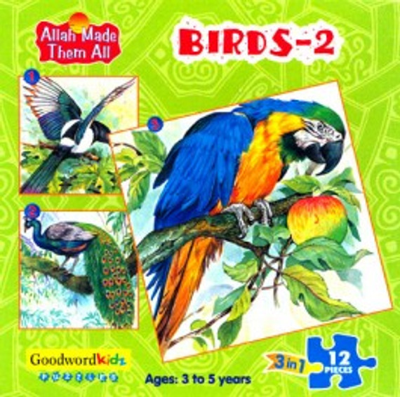 Birds 2: Allah Made Them All Puzzles