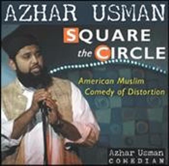 Square the Circle - Usman [CD]