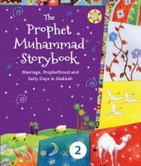 The Prophet Muhammad Storybook - 2 (PB)