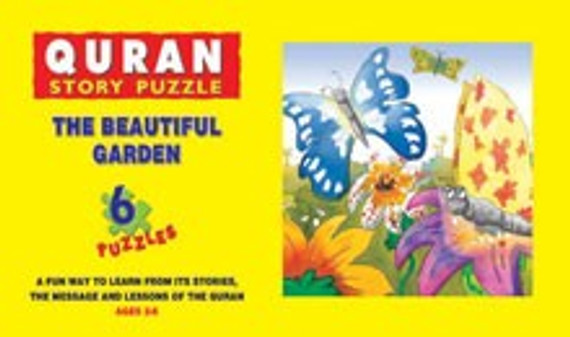 The Beautiful Garden: Quran Story Puzzle