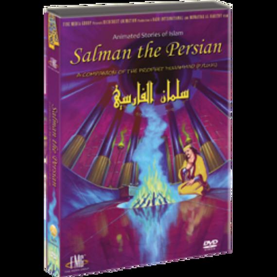 Salman the Persian Dvd