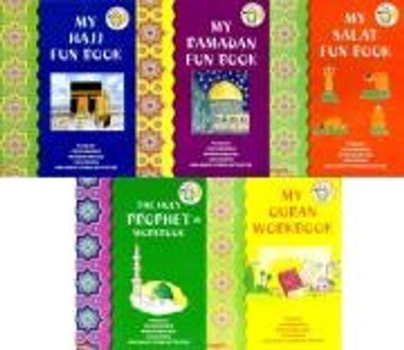 My Islamic Fun Books (Box)