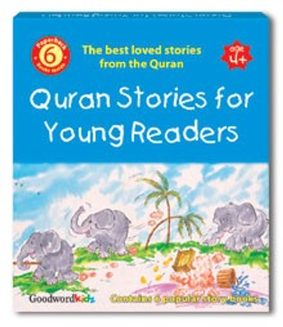 My Quran Stories for Young Readers [PB:6]