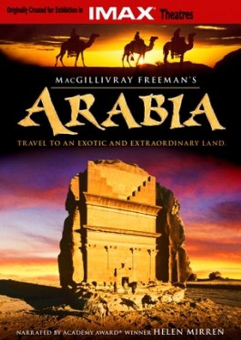Arabia DVD