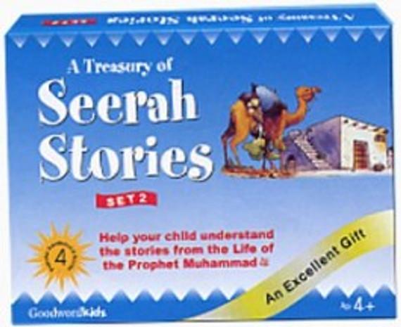 A Treasury of Seerah Stories Box-2