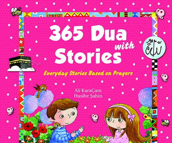 365 Dua with Stories (HB)