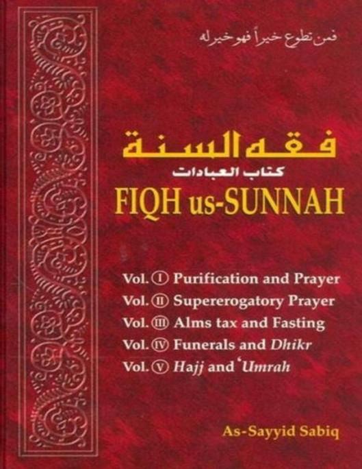 Fiqh-us-Sunnah (Vols. I-V)