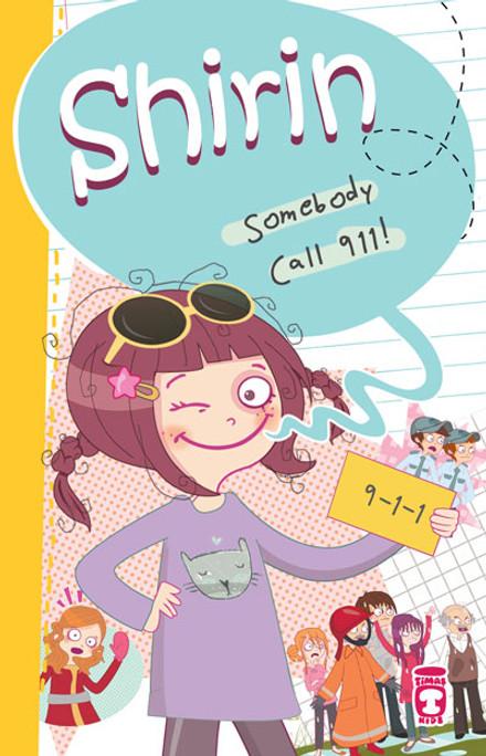 Shirin - Somebody Call 911!