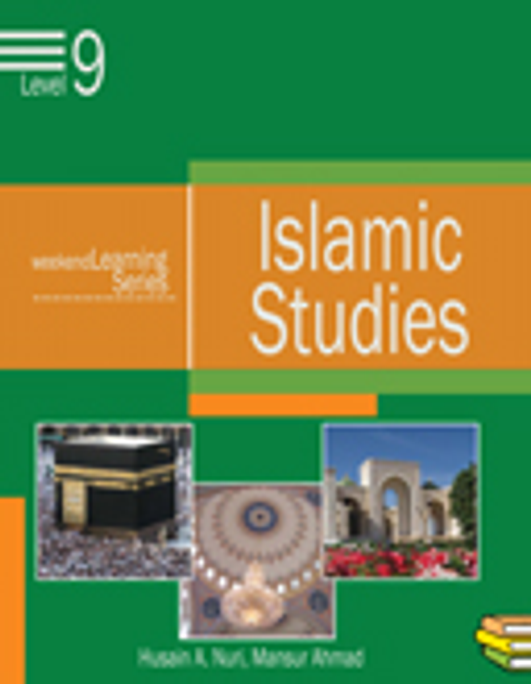 Islamic Studies Level 9 (Weekend Learning Series)