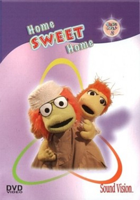Adam's World: Home Sweet Home (DVD)