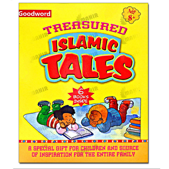 Treasured Islamic Tales (6 books set)