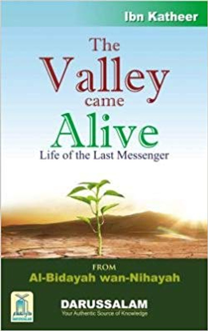 The Valley Came Alive Life of the Last Messenger