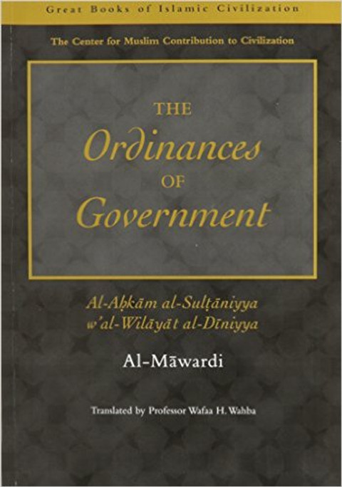 The Ordinances of Government