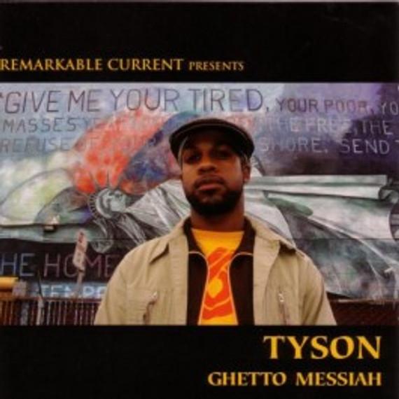 Ghetto Messiah: Tyson Hip-Hop [CD]