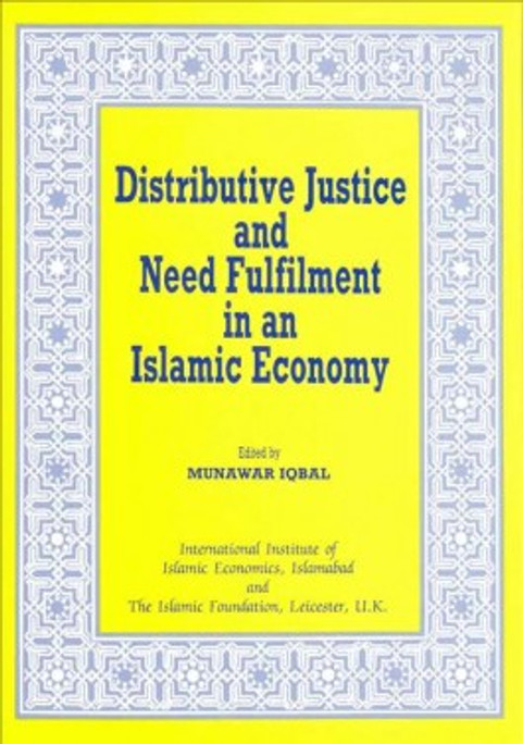 Distributive Justice, Need Fulfillment in Is. Econ. [PB]