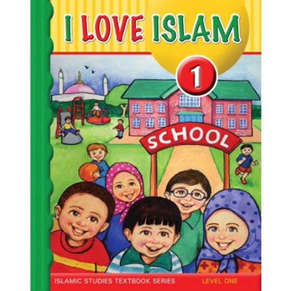 I Love Islam Level 1 Textbook