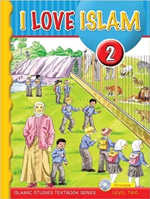 I Love Islam Level 2 Textbook