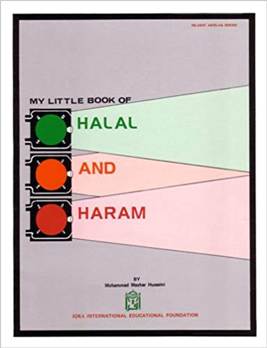 My Little Book of Halal and Haram