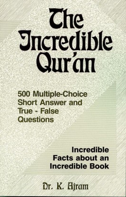 Incredible Quran Fact Book