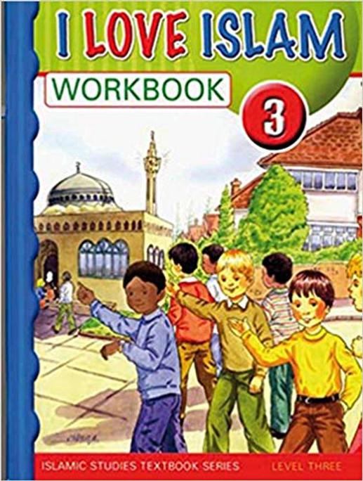 I Love Islam Level 3 Workbook