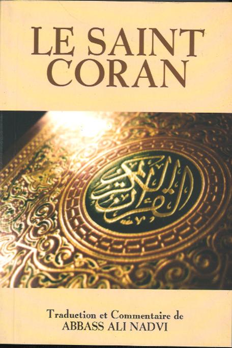 Le Saint Coran By Abbas Ali (French Translation)