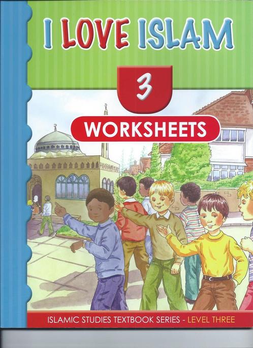 I love Islam Level 3 Worksheets