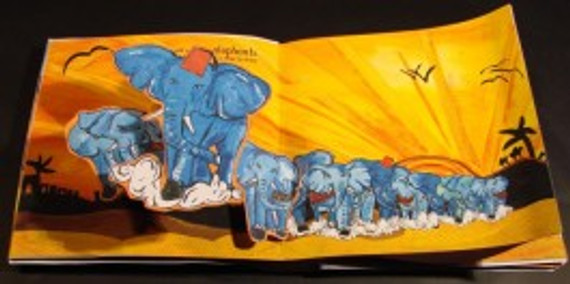 The Army of Elephants