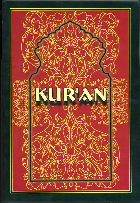 The QURAN BOSNIAN TRANSLATION (KUR'AN)