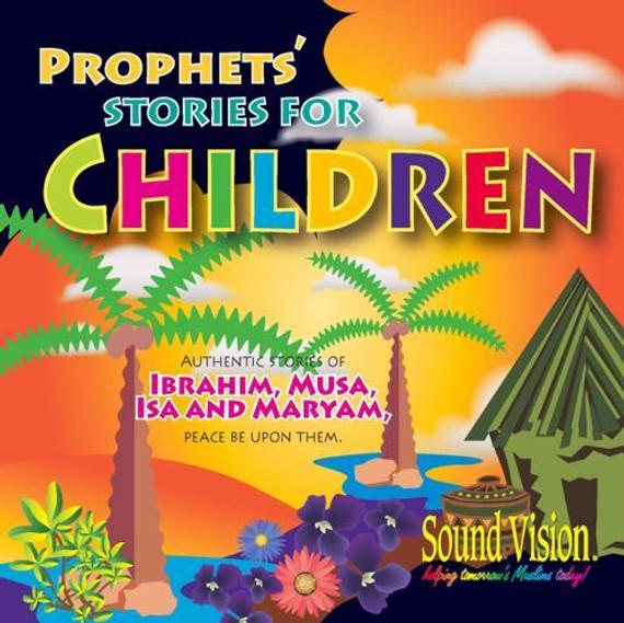Prophets' Stories for Children (CD)