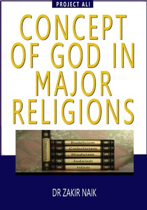 Concept Of God In Major Religions (E-Book)