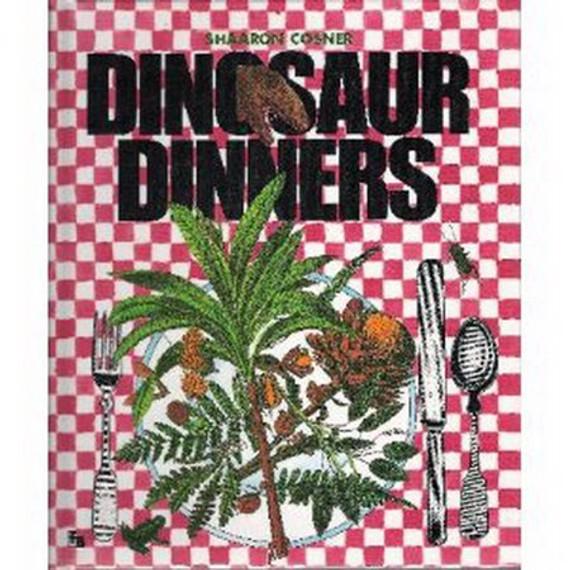Dinosaur Dinners Book