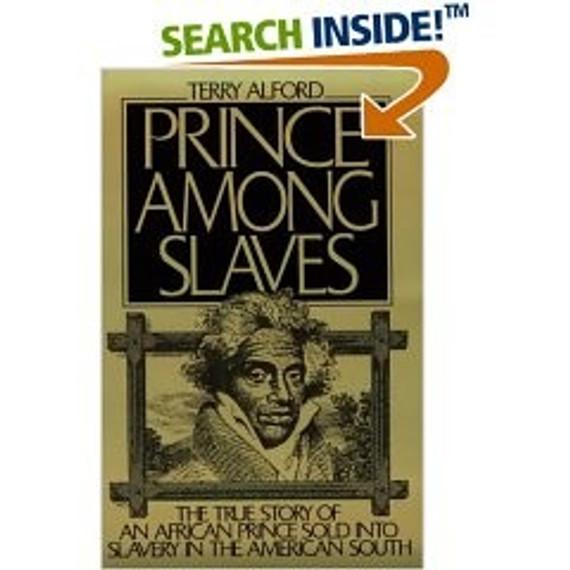 A Prince Among Slaves