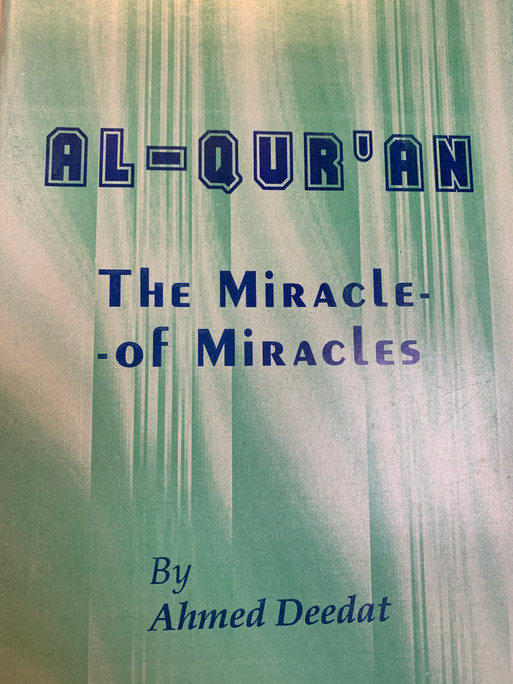 Al-Qur'an - The Miracle of Miracles