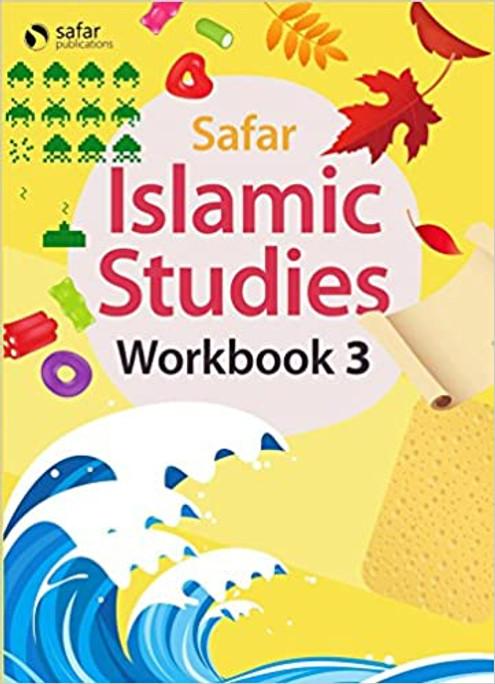Safar Publications - Workbook 3 - Islamic Studies Series