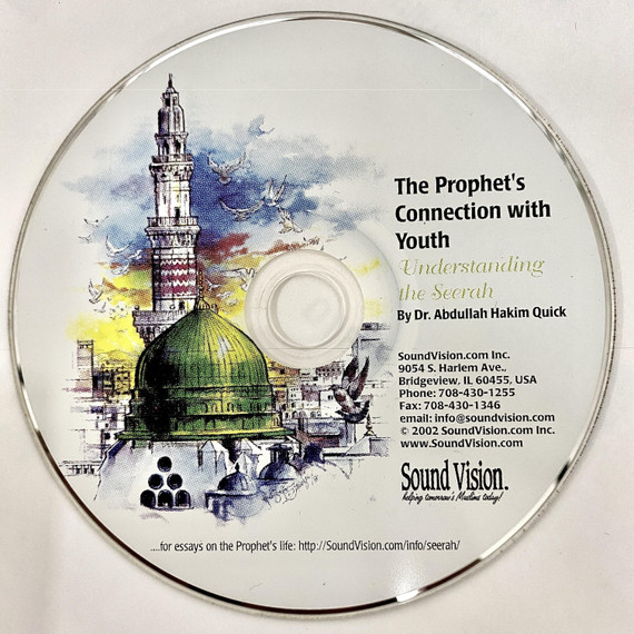 The prophet`s connection with youth