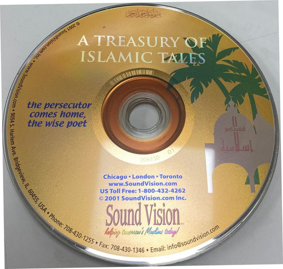 The persecutor comes home- A Treasury of Islamic Tales
