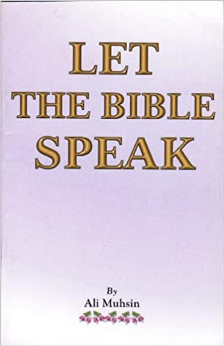 Let the Bible Speak Paperback