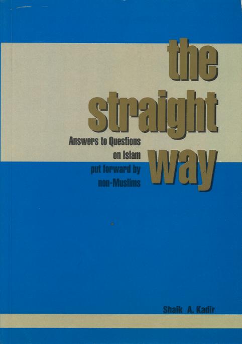 The Straight Way