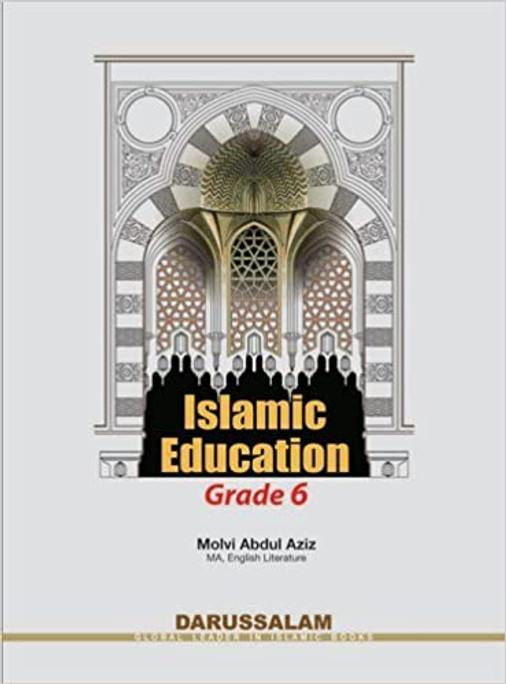 Islamic Educatiion grade 6