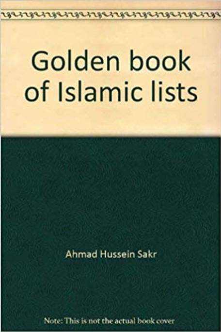 Golden Book of Islamic Lists