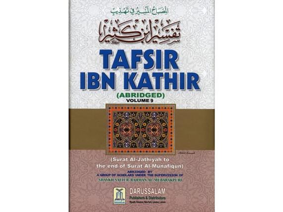 Tafsir Ibn Kathir (Abridged) Volume 9