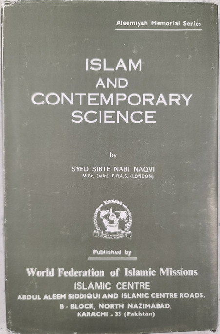 Islam and Contemporary Science