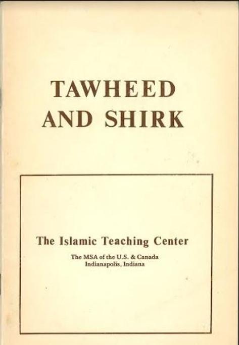 Tawheed and Shirk
